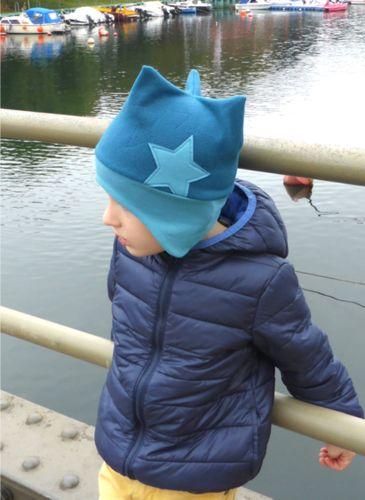 Produktfoto von Windschnittich zum Nähen für Schnittmuster Mütze Benni