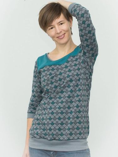 Produktfoto von My Little Ladybird zum Nähen für Schnittmuster Basic-Shirt Miss Anna