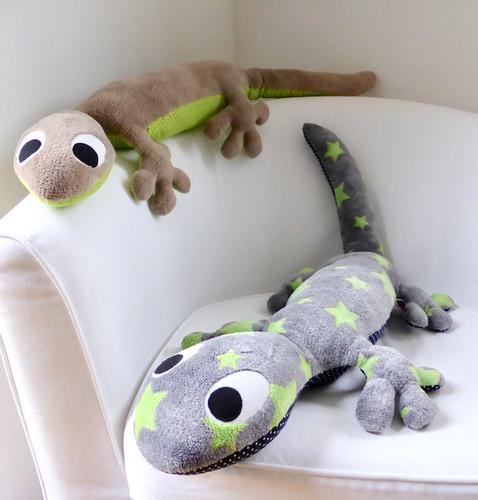 Produktfoto von Windschnittich zum Nähen für Schnittmuster Salamander XXL
