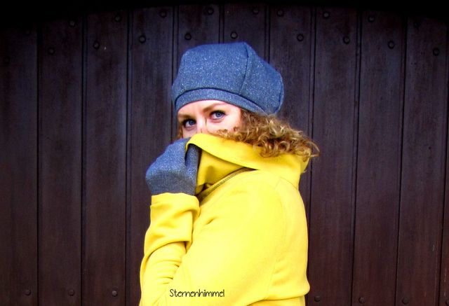 Produktfoto von Die wilde Matrossel zum Nähen für Schnittmuster Matrossett