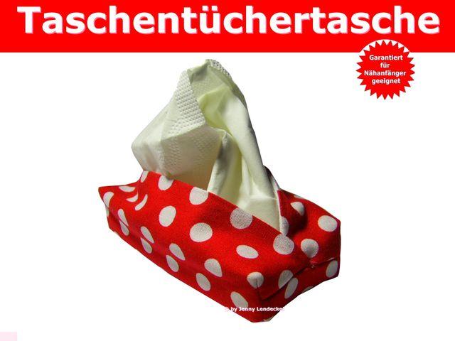 Produktfoto von Trash Monstarz zum Nähen für Schnittmuster Taschentüchertasche