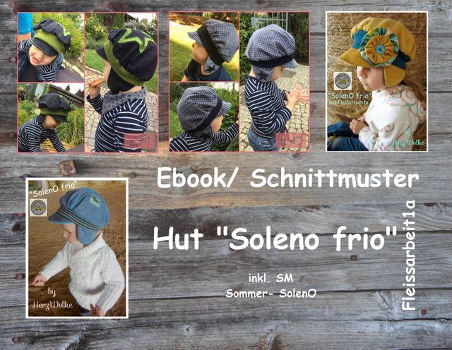 Produktfoto von Fleissarbeit1a zum Nähen für Schnittmuster SolenO FRIO