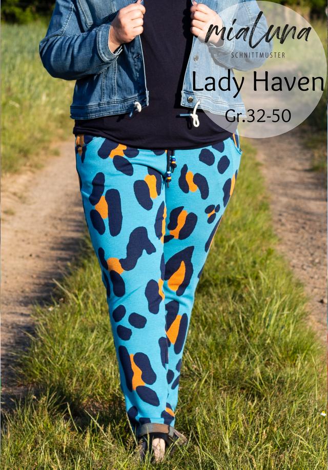 Produktfoto von mialuna zum Nähen für Schnittmuster Lady Haven