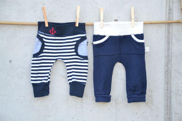 Produktfoto von Kid5 zum Nähen für Schnittmuster #6 Cozy Pants Baby