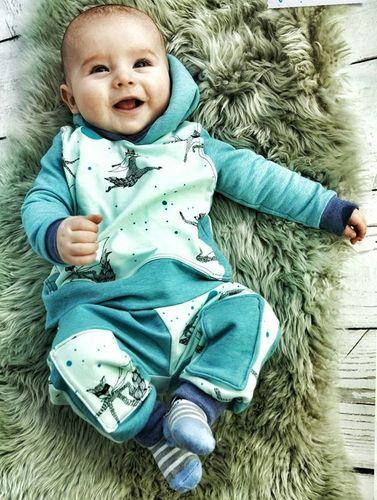 Produktfoto von Berlinerie zum Nähen für Schnittmuster Bärliner Babyjogger