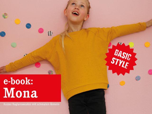 Produktfoto von STUDIO SCHNITTREIF zum Nähen für Schnittmuster Mona