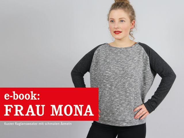 Produktfoto von STUDIO SCHNITTREIF zum Nähen für Schnittmuster Frau Mona