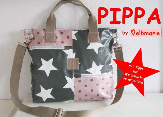 Produktfoto von elbmarie zum Nähen für Schnittmuster Pippa