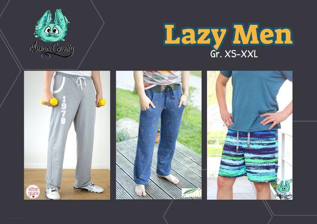 Produktfoto von Annas Country zum Nähen für Schnittmuster Lazy Men