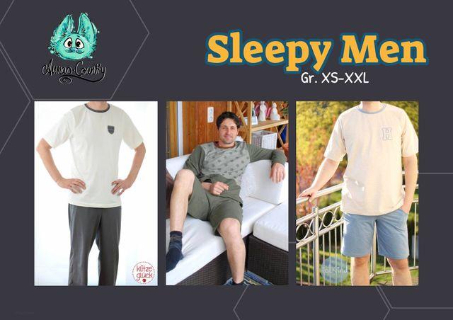 Produktfoto von Annas-Country zum Nähen für Schnittmuster Sleepy Men