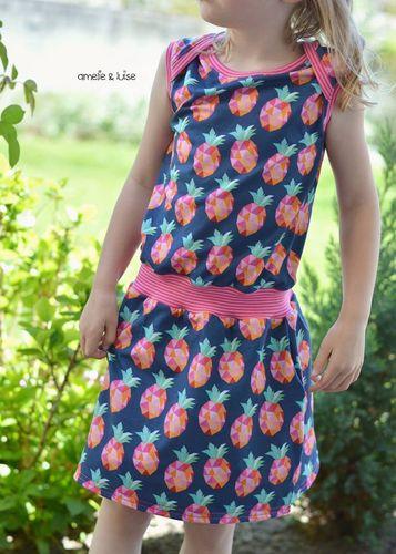 Produktfoto von Kid5 zum Nähen für Schnittmuster #47 Retro Dress