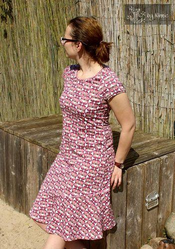 Produktfoto von mialuna zum Nähen für Schnittmuster Lady Amalya