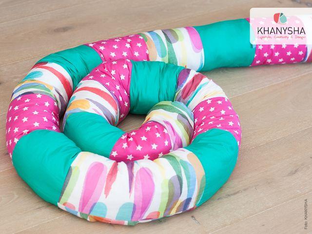 Produktfoto von Khanysha zum Nähen für Schnittmuster Bettschlange Bettie