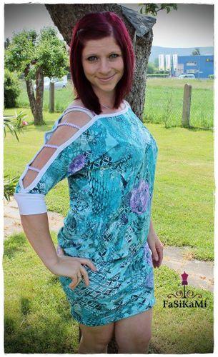Produktfoto von Mamili1910 zum Nähen für Schnittmuster Shirt/Tunika SummerWaves