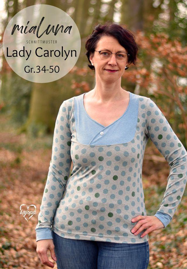 Produktfoto von mialuna zum Nähen für Schnittmuster Lady Carolyn
