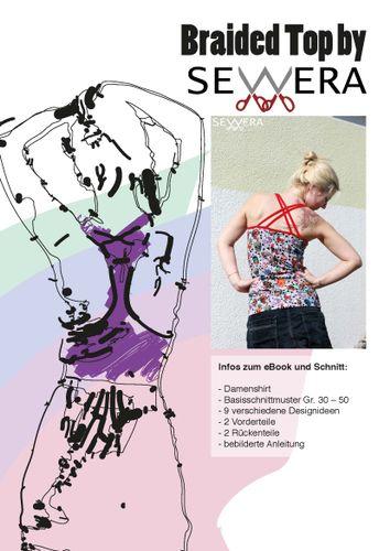 Produktfoto von sewera für Schnittmuster Braided Top