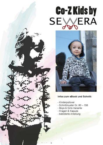Produktfoto von sewera zum Nähen für Schnittmuster Co-Z Kids