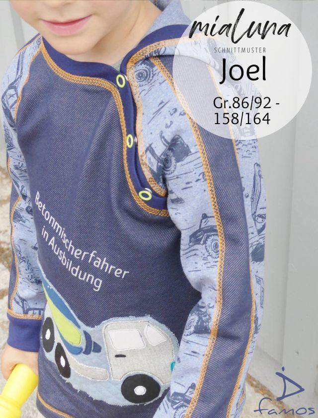 Produktfoto von mialuna zum Nähen für Schnittmuster Joel