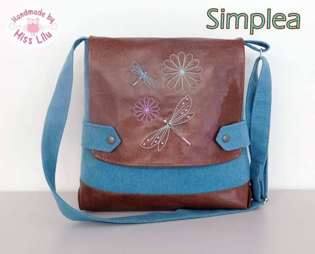 Produktfoto von Handmade by Miss Lilu zum Nähen für Schnittmuster Simplea