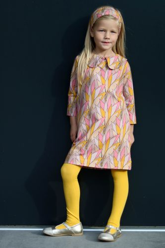 Produktfoto von Kid5 zum Nähen für Schnittmuster #60 Sixties-Dress