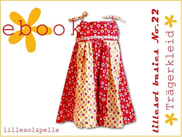 Produktfoto von Lillesol & Pelle zum Nähen für Schnittmuster Lillesol basics No. 22 Trägerkleid