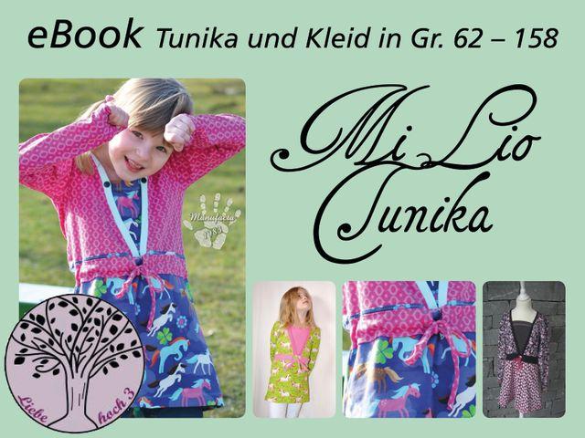 Produktfoto von 3fachFrein zum Nähen für Schnittmuster MiLio Tunika