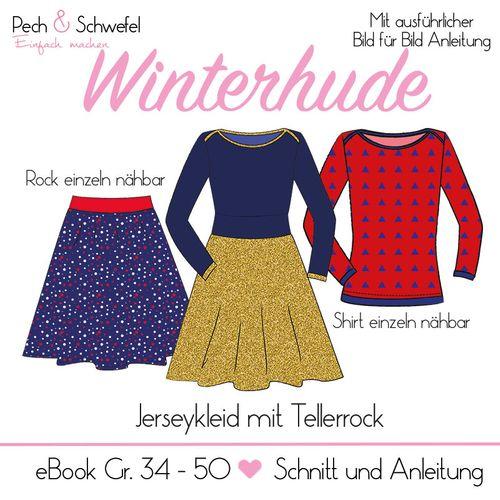 Produktfoto von Pech & Schwefel zum Nähen für Schnittmuster Winterhude Damen