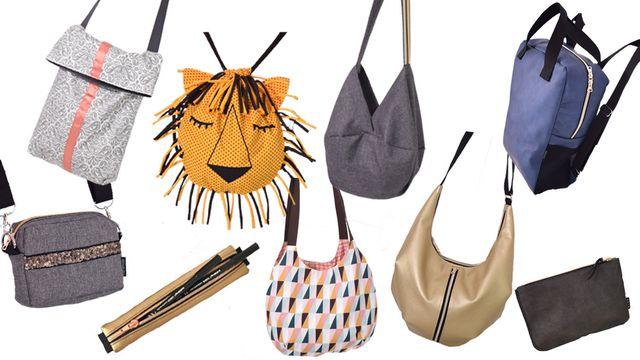 Produktfoto 1 von Leni Pepunkt zum Nähen für Schnittmuster BAG.pack Taschenbundle
