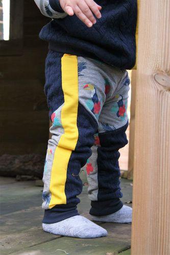 Produktfoto 1 von Näh Bärchen zum Nähen für Schnittmuster Jogging Kids