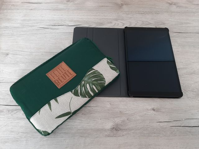 Produktfoto 1 von LaLilly Herzileien zum Nähen für Schnittmuster Tablet- & Laptopsleeve Pequeño & Grande Trabajador