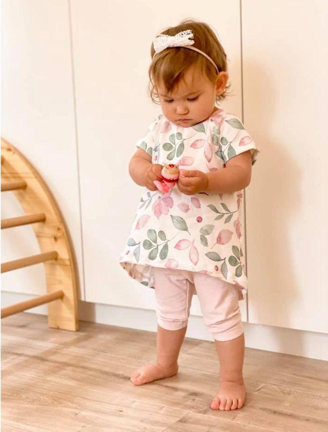 Produktfoto 1 von Miss Granny zum Nähen für Schnittmuster Tunikakleid FELINA & Baggings LEONIE