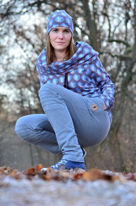 Foto zu Schnittmuster Hose Steppo Damen von textilsucht