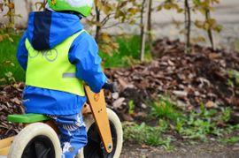 Foto zu Schnittmuster Fahrrad-/Laufradweste von textilsucht