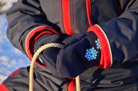 Foto zu Schnittmuster Fausthandschuhe von textilsucht