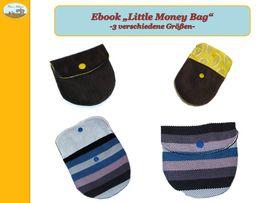 Foto zu Schnittmuster Little Money Bag von Caro's Nähseum