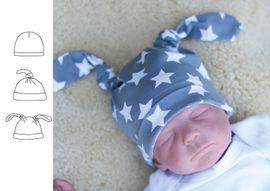 Foto zu Schnittmuster #37 Baby Hat von Kid5