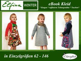 Foto zu Schnittmuster Elfina Winter von Elsterglück