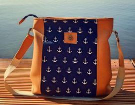 Foto zu Schnittmuster Tasche Stella von Frau Schnitte