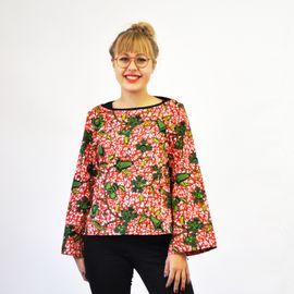 Foto zu Schnittmuster Bluse Ella von SO Pattern