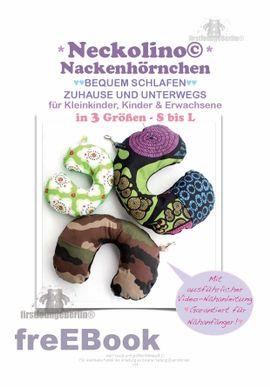 Foto zu Schnittmuster Neckolino Nackenhörnchen von Firstlounge Berlin