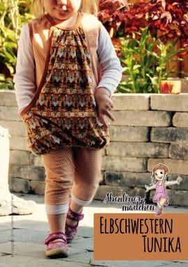 Foto zu Schnittmuster Elbschwestern Tunika von Abenteuermädchen