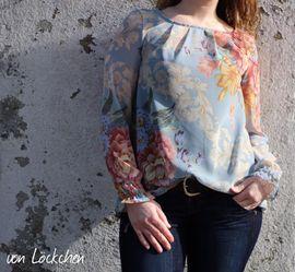 Foto zu Schnittmuster Moana Bluse & Top von textilsucht