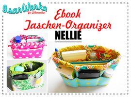 Foto zu Schnittmuster Taschen-Organizer Nellie von IsarWerke