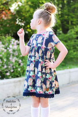 Foto zu Schnittmuster Kleid Elma von FrleinFaden