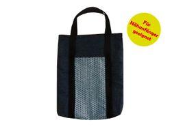Foto zu Schnittmuster Shopper mit Außentasche von Märzenbecher