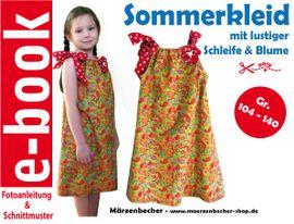 Foto zu Schnittmuster Sommerkleid von Märzenbecher