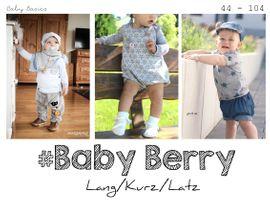 Foto zu Schnittmuster Baby Berry von rosarosa