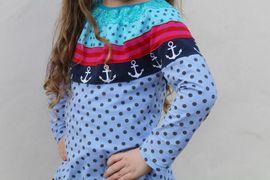 Foto zu Schnittmuster Kinderpulli Ida von Kleine Lotta Hohenberg