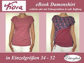 Foto zu Schnittmuster Fiora von Elsterglück