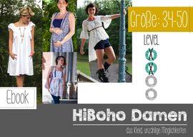 Foto zu Schnittmuster HiBoho Damen von FeeFee